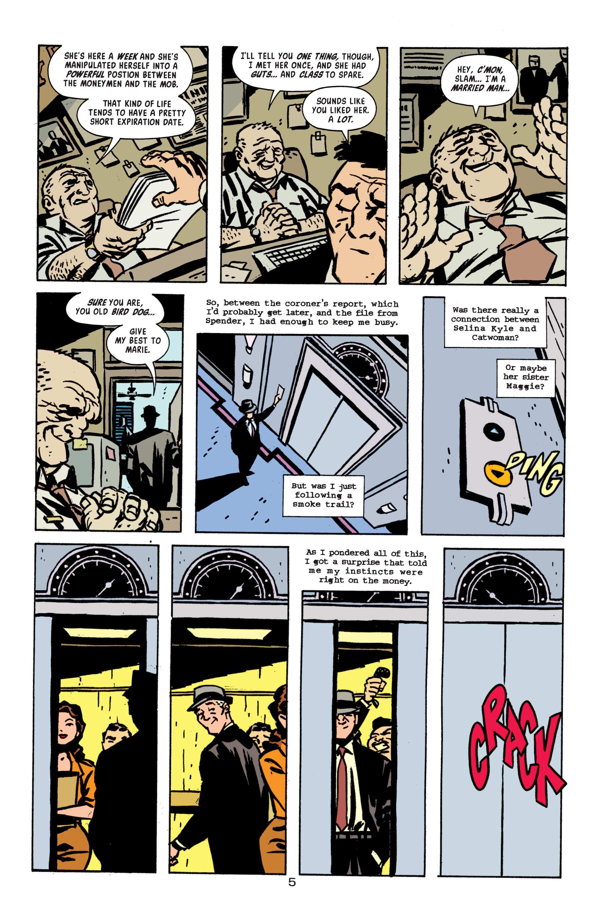 Detective Comics (1937) 760 Page 27