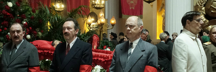"""Review of """"The Death of Stalin"""""""