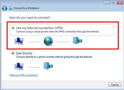 Cara Setting VPN Client di Windows 7