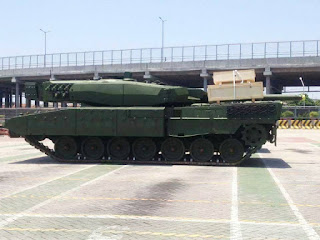 MBT Leopard 2Ri
