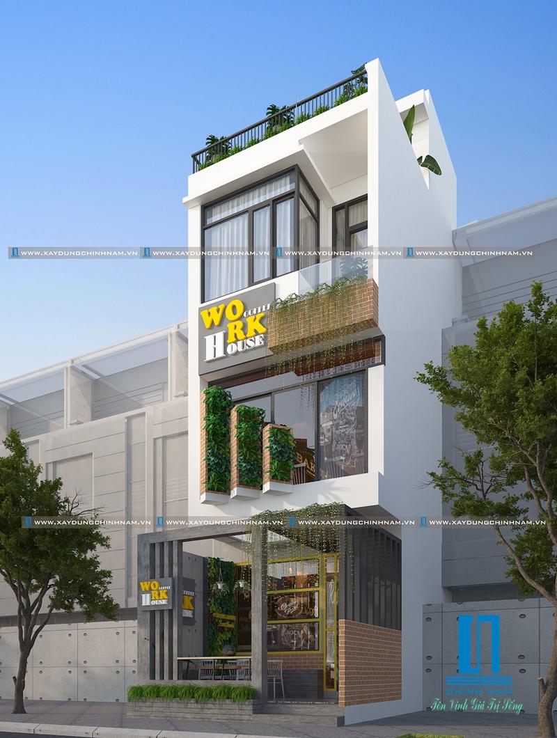 thiết kế nhà phố hcm