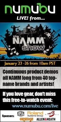 Live NAMM Coverage From Exhibitors