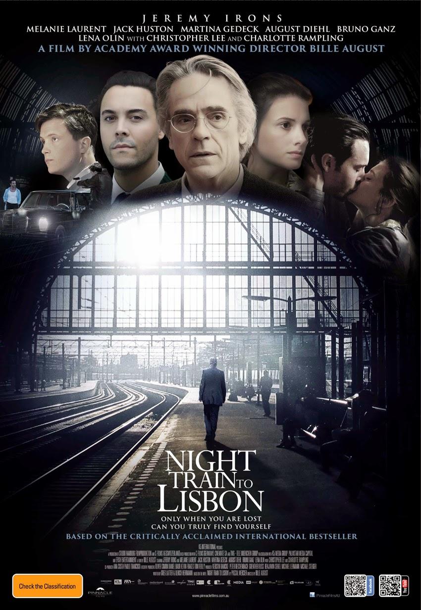 Trem Noturno Para Lisboa - HD 720p