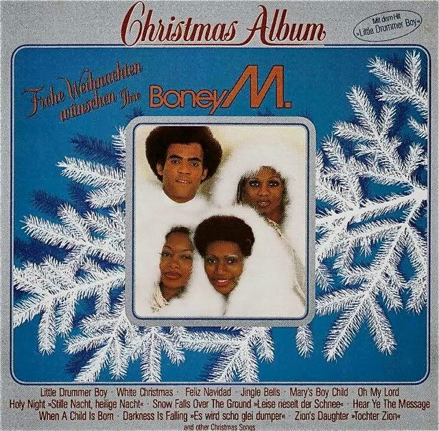 "12/12/2016 Boney M. ""Christmas Album"" (35th Anniversary) 1"