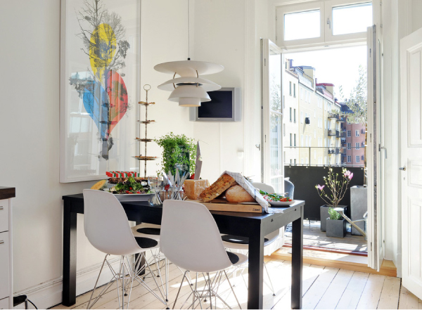 Stile nordico in casa dai piccoli oggetti al risparmio for Arredamento scandinavo on line