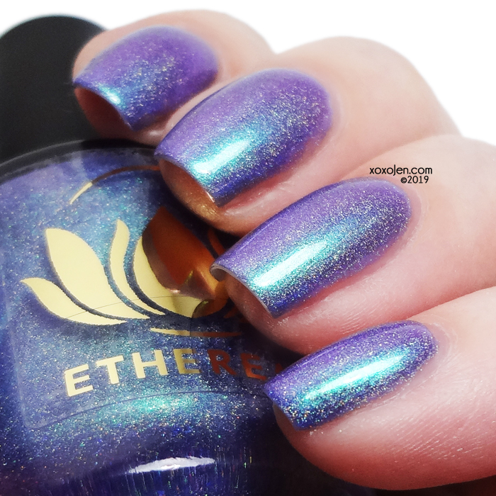 xoxoJen's swatch of Ethereal Comet