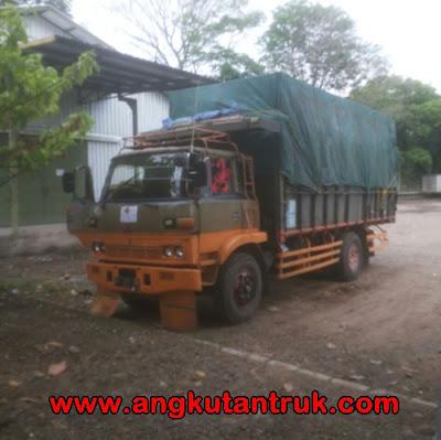 Sewa truk Malang Semarang Murah