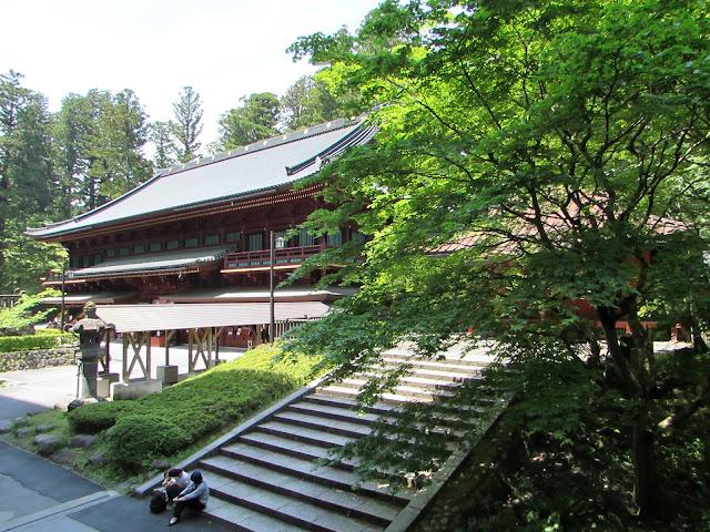 Nikko - Rinnoji temple