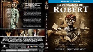 The Revenge Of Robert The Doll - La Venganza de Robert - Blu