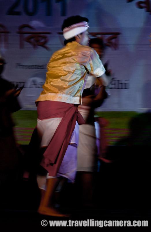 Rongali Bihu Festival 2011 by Assam Association, Delhi