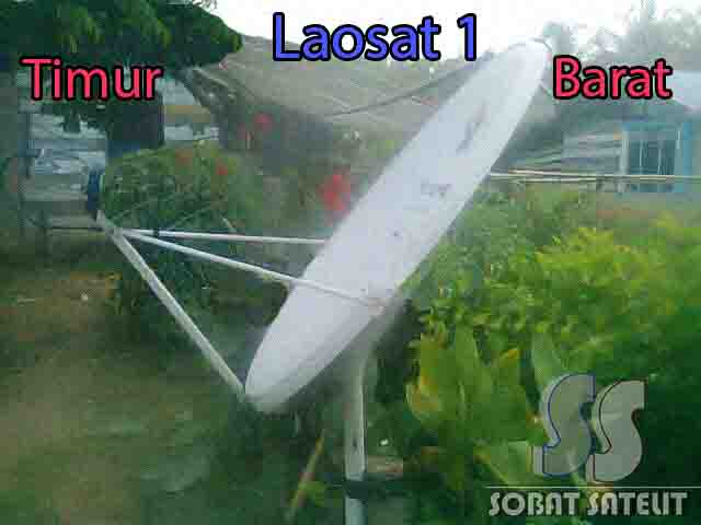 Cara Tracking Intelsat 19 Ku Band - Sobat Satelit