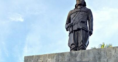 Monumen Teruo Nakamura Wisata Sejarah Pulau Morotai Info Tempat Wisata