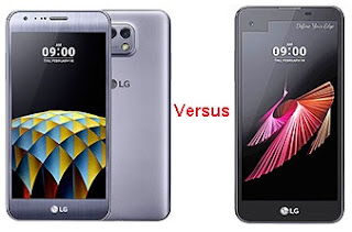 Harga dan Perbedaan LG X Cam dengan LG X Screen