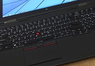 Lenovo ThinkPad Yoga 15 20DQ001LUS - i7 - Dual VGA