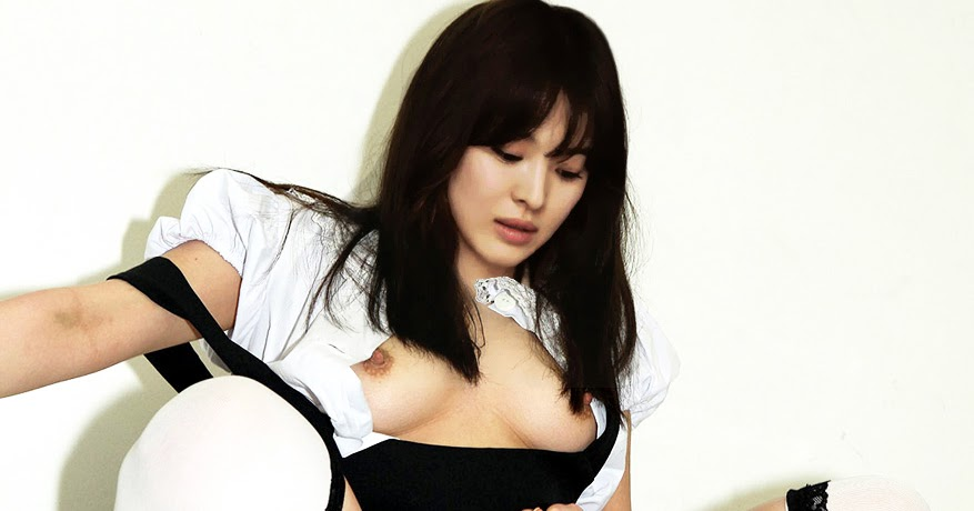 Agree, useful Song hye kyo naked sexy consider, that