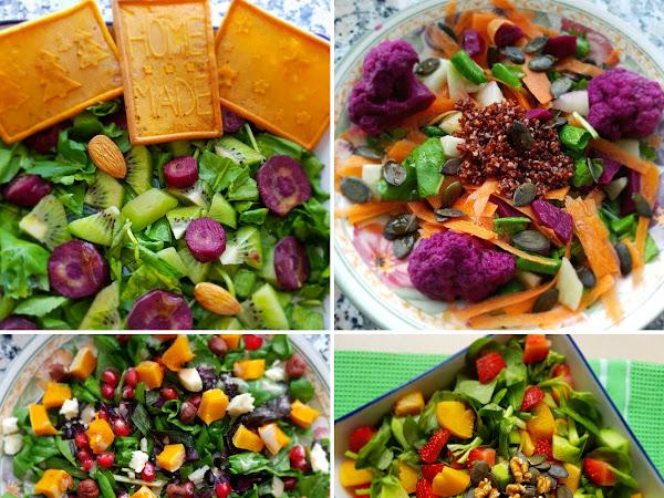 Doyurucu 10 Salata Tarifi