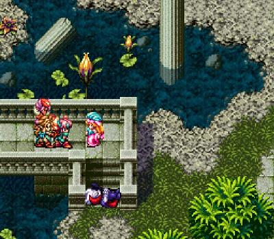 Seiken Densetsu 3 - Pasarela piedra