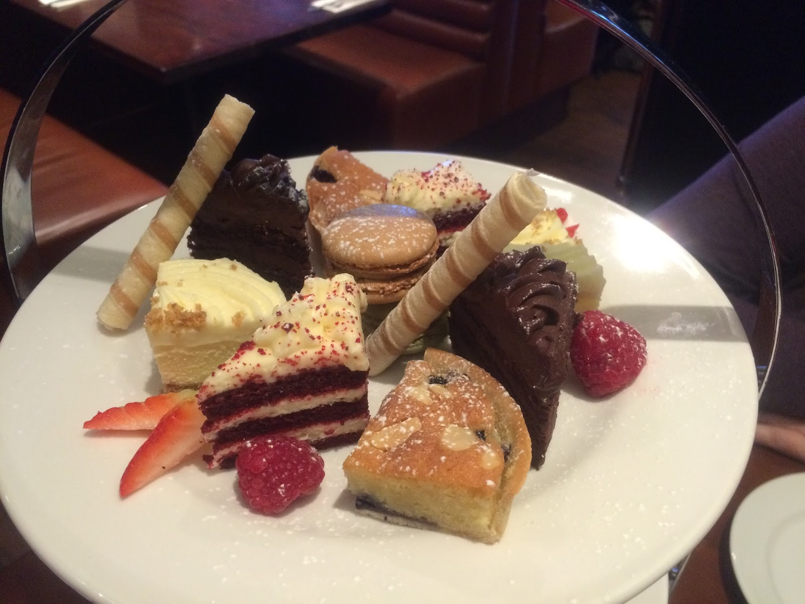 Afternoon Tea, Starters Middlesbrough Review, Teesside