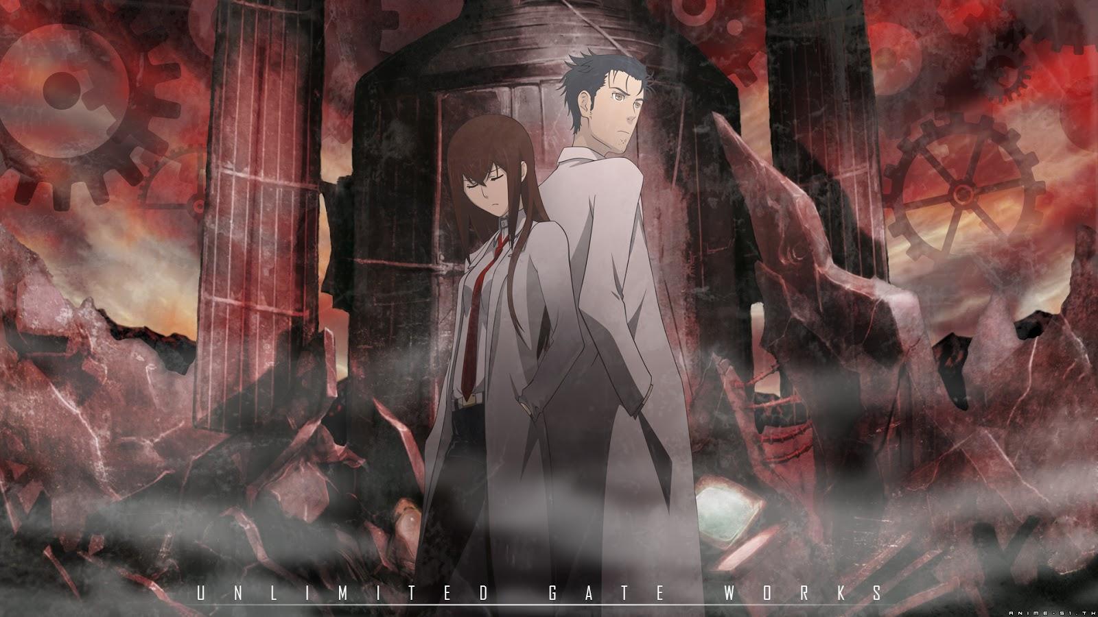Moonlight Summoner's Anime Sekai: Steins;Gate シュタインズ・ゲート (Shutainzu Gēto)
