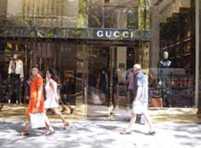 Pusat Mode di Jerman