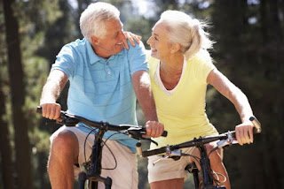 The positive impact of staying active as you age