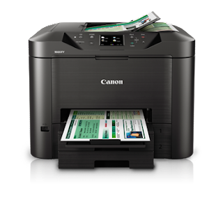 Canon Maxify MB-5370 Free Driver Download