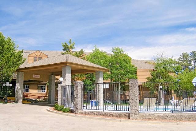 Hotel Comfort Inn I-17 & I-40 em Flagstaff