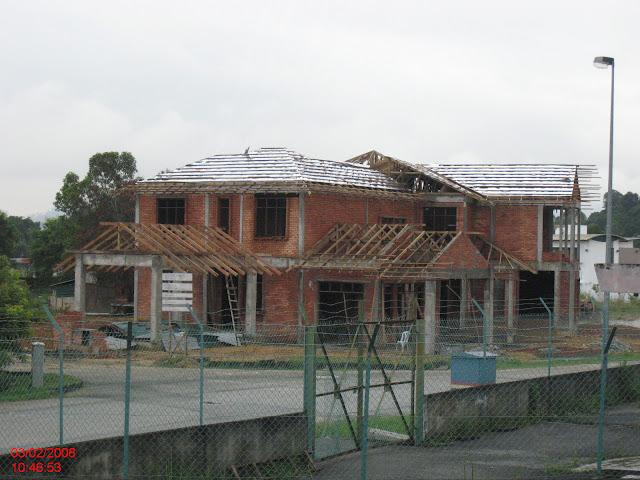 Rekabentuk Bumbung Istana Cinta