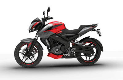 Bajaj Pulsar NS200 side wallpaper 01