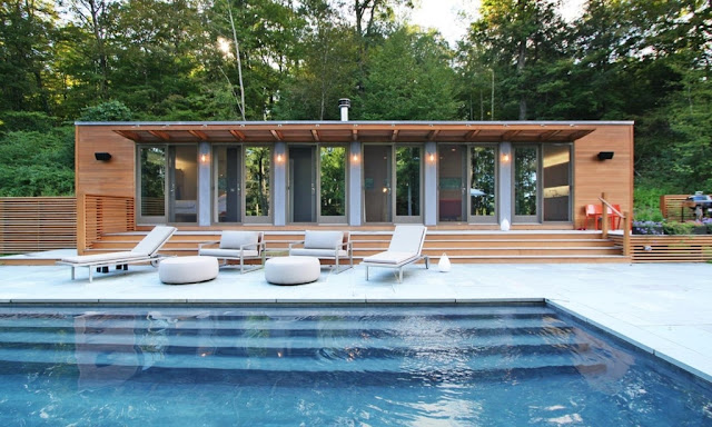 cabane de jardin pour piscine