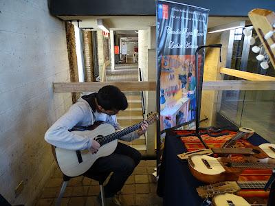 guitarra ANTILKO de luthier Claudio Rojas -