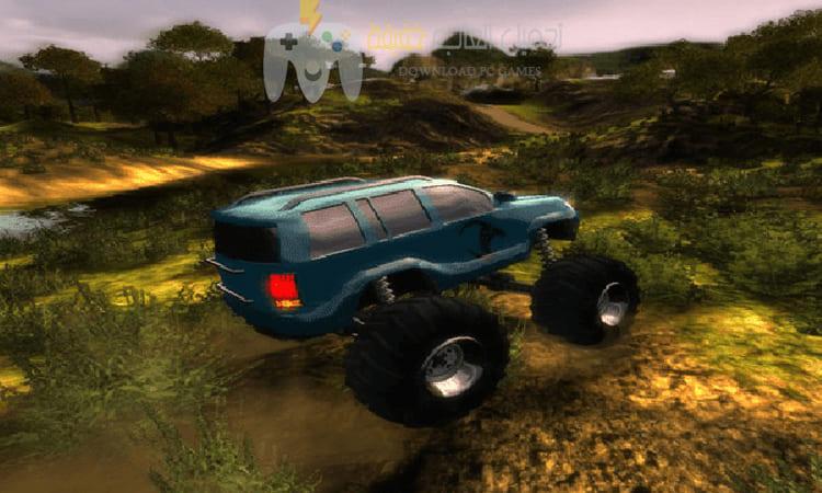 تحميل لعبة السيارات Big Truck 4x4