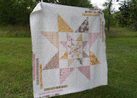 Scintillating Stars quilt pattern by EvaPaige Quilt Designs