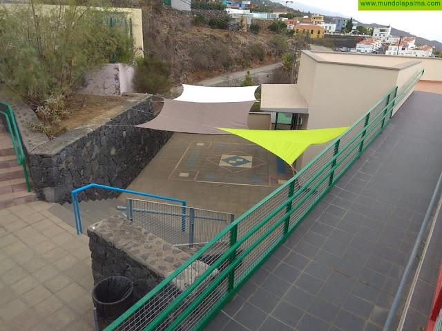 El Ayuntamiento de Tijarafe colabora en la puesta a punto del CEO Tijarafe para el inicio del curso