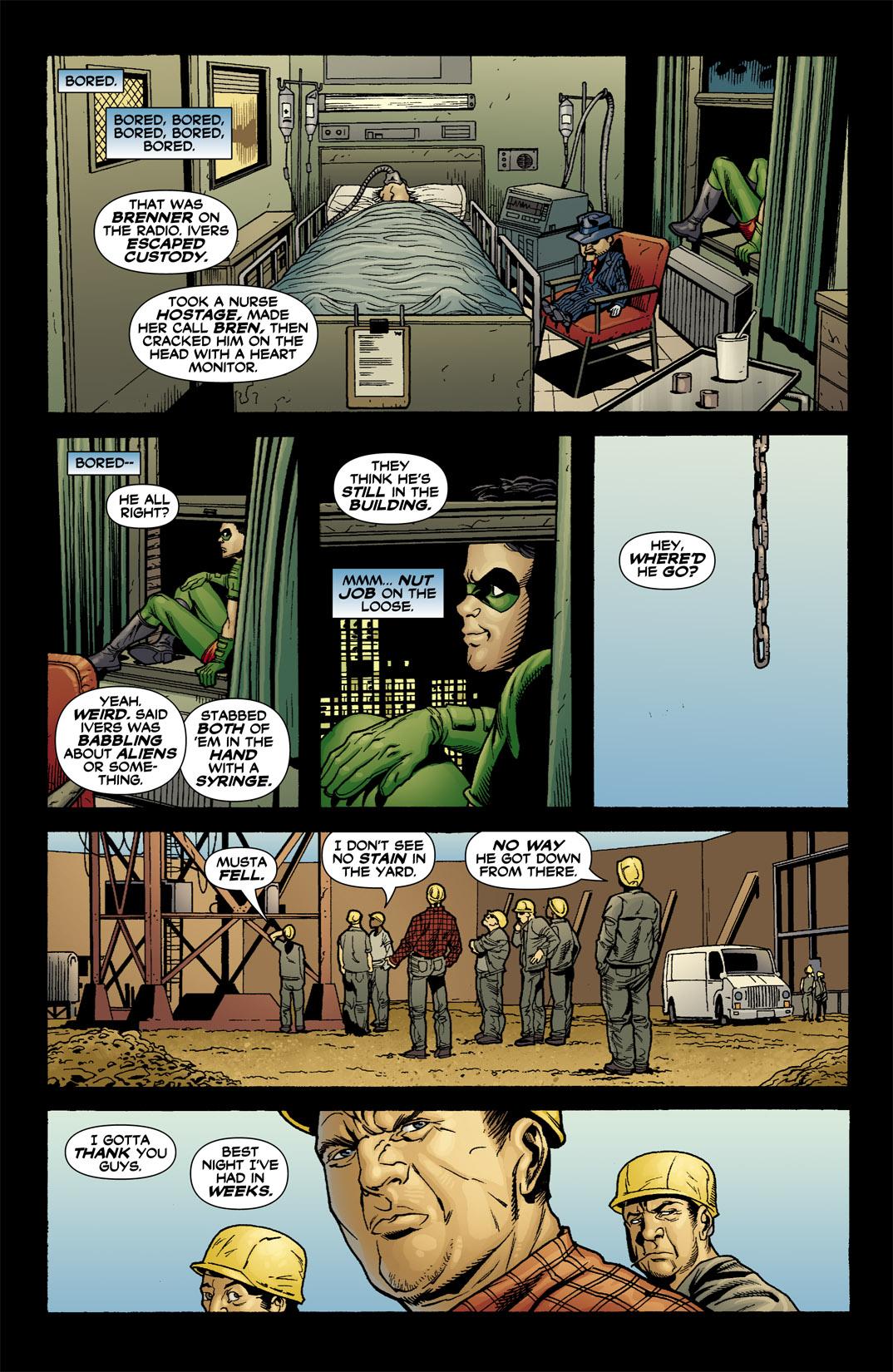 Detective Comics (1937) 808 Page 7