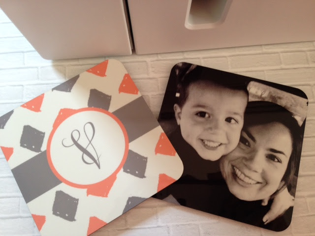 sublimation projects, Coasters, Gift Ideas, sublimation printer, silhouette project ideas
