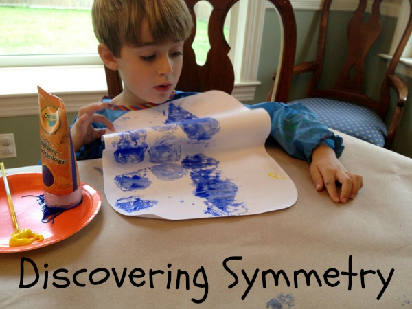 discovering symmetry