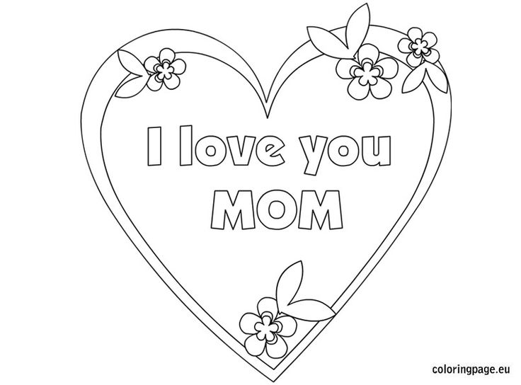 love poem coloring pages for adults - free printable i love you mom coloring pages for kids
