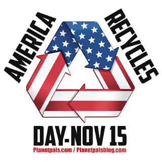 Best Information and Activities on Earth for America Recycles Day!