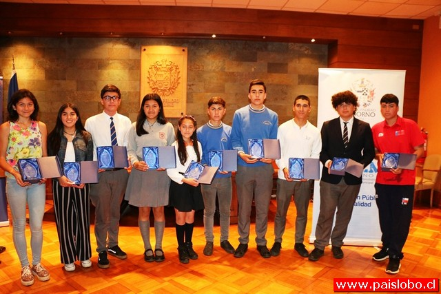 Osorno: Destacados por rendimiento en el área extraescolar