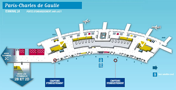 how to get from paris montparnasse to charles de gaulle