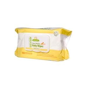 Crunchy Cheats: 6 Natural Baby Wipes Options