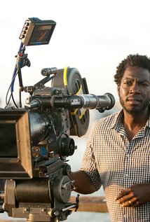 Rick Famuyiwa. Director of The Wood