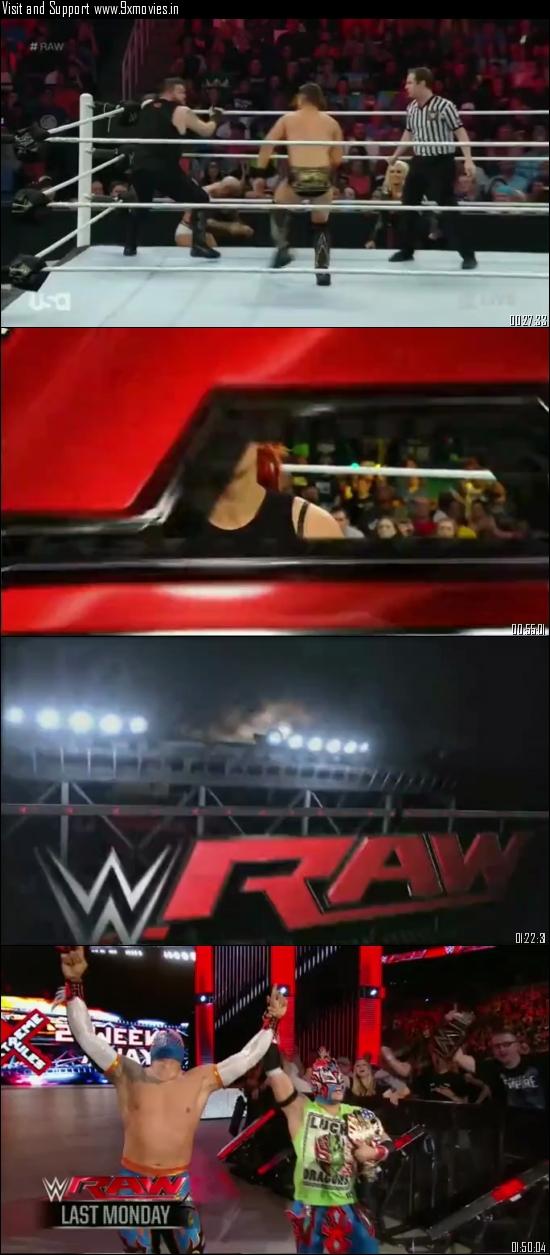 WWE Monday Night Raw 16 May 2016 HDTV 480p