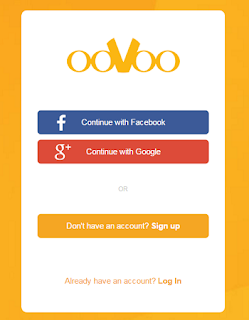 oovoo Email Login