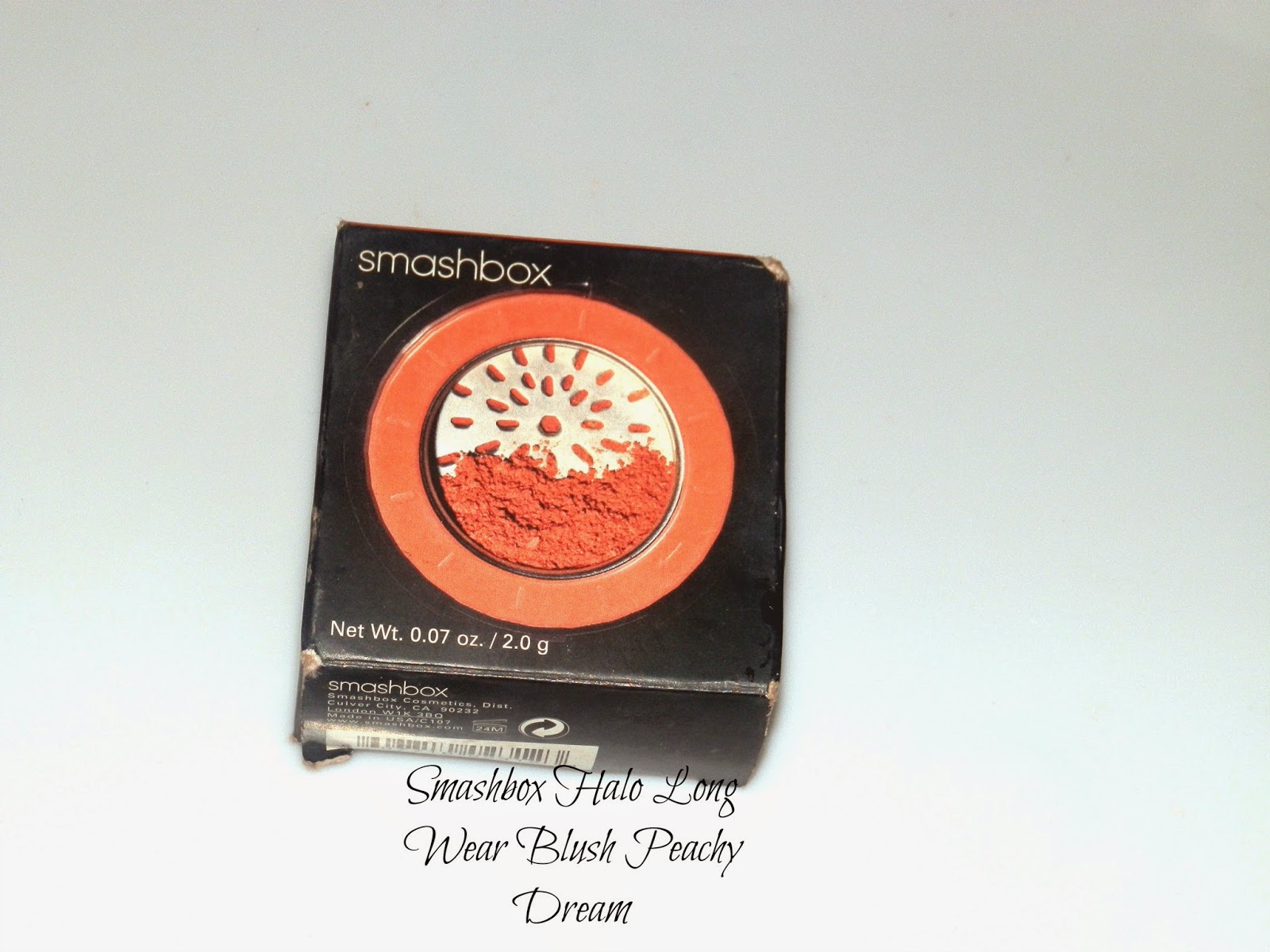 Smashbox Halo Long Wear Blush Peachy Dream