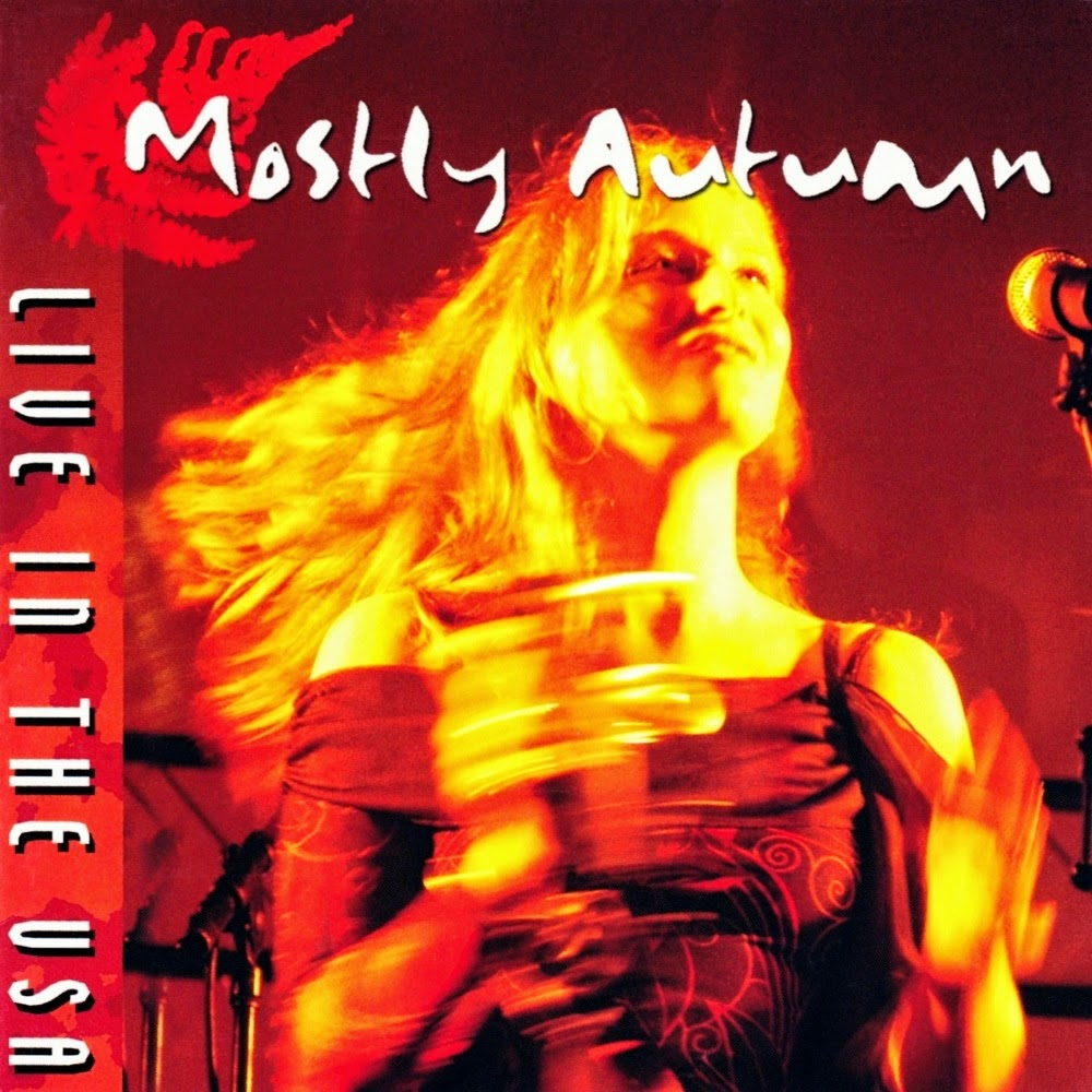 Mostly Autumn - Live In The USA (2003)