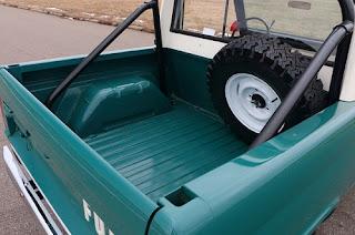 1967 Ford Bronco Half Cab Tub