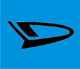 Logo Daihatsu Biru