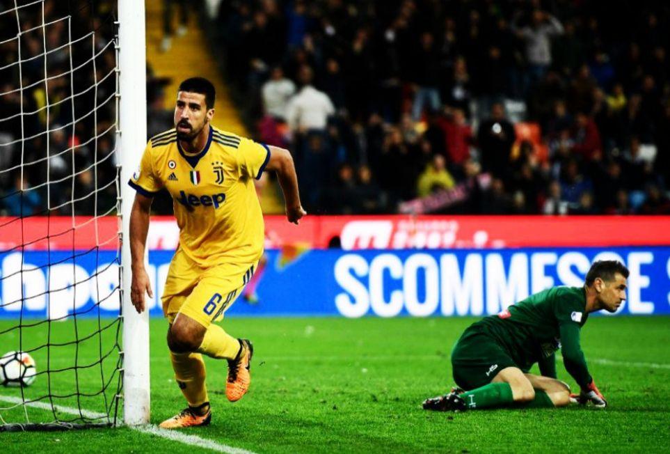 La Juventus diventa cattiva e sotterra l'Udinese al Friuli giocando in 10 per 65 minuti